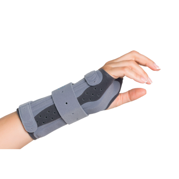 Prim AM204G in Wrist hand orthosis in Grey